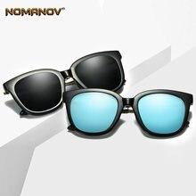Высококачественные Ретро женские большие солнцезащитные очки