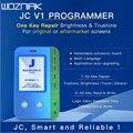 JC V1 для iphone 7/7 P/8/8 P/X/XR/XS Max Фоточувствительный оригинальный цвет сенсорный шок baseband логический чип Всевышний программист