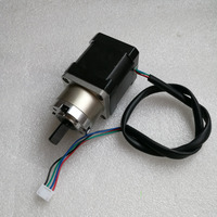 New Best Gear ratio 13:1 Planetary Gearbox stepper motor Nema 17 1.7A Geared Stepper Motor 3d printer stepper motor