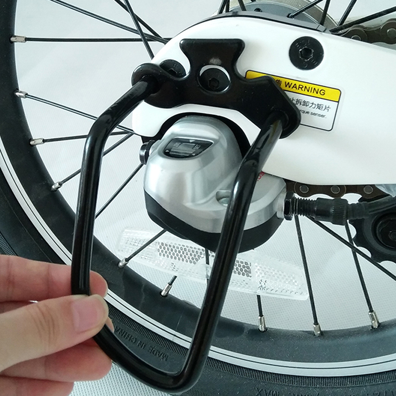 Xiaomi Qicycle EF1 Electric BikeRear Derailleur Protector Guard Bar Hanger Avoiding Damage