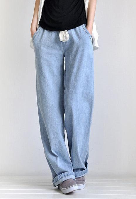 Straight Leg Jeans Women
