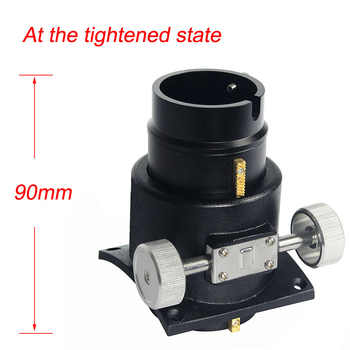 "Fully Metal 2"" Manual Gear Focusing Focuser for Reflector Astronomy Telescope New M0129A"