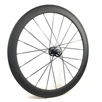700C Carbon Fixed Gear Track Wheel 60MM Clincher/Tubular Wheels Carbon Track and Field Bicycle Wheel