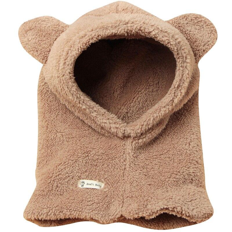 2018 Neue Kinder Mit Kapuze Hüte Baumwolle Samt Verdickt Ohr Kappe Baby Hut Herbst Winter Bomber Hut Grade Produkte Nach QualitäT