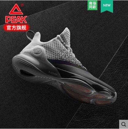 Пик парк шесть поколений баскетбольной обуви сапоги Нескользящие износостойкие Настоящие Кроссовки звезда Баскетбольная обувь