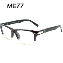 Acetate Eyeglasses Frame Men Prescription Optical Glasses Vintage Style Gradation Student Computer Goggles Eyewear