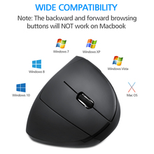 Ergonomic Optical Vertical Mouse