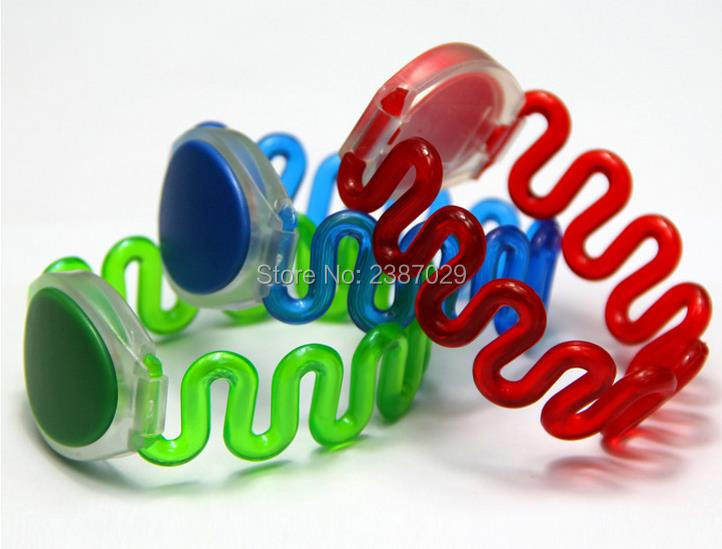 13.56MHz RFID Silicone NFC Wristband Waterproof NTAG213 Smart Bracelet for Events/Activities 500pcs/lot