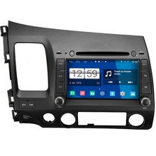 Winca S160 Android 4.4 System Car DVD GPS Head Unit Sat Nav for Honda Civic 2006 – 2011 with Wifi Radio Stereo