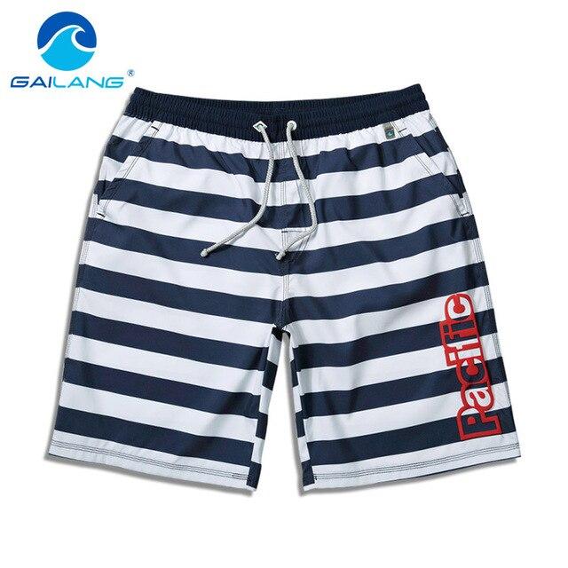 Gailang Brand Men Shorts Casual Jogger Sweatpants Beach Man Board Shorts Trunks Swimsuits Swimwear Boardshorts Activewear Gay