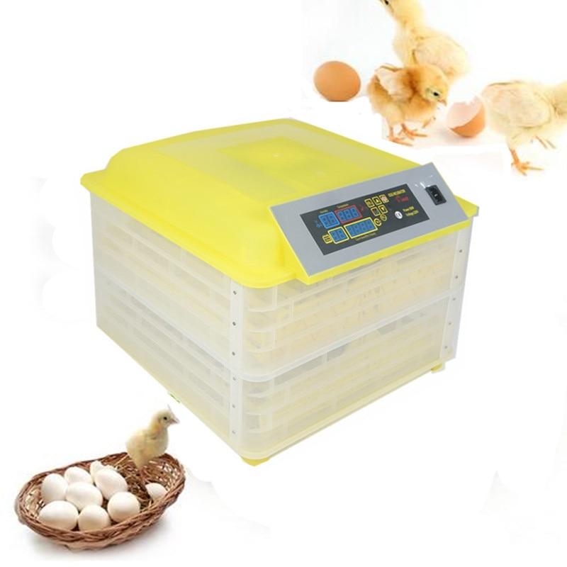 Full Automatic  egg incubator hatchery  96 large eggs incubator temperature control mini egg incubator for sale incubator automatic parts automatic controller for sale xm 18