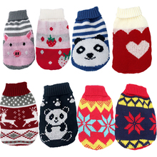 2019 Spring Pet Sweater Dog Clothes For Small Dog  Puppy Clothing Fashion Overalls For Puppies Dog Coats Jackets XS/S/M/L/XL/XXL цена