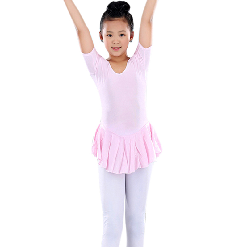 82370b6f0c1a Girl Gymnastics Dance Dress Kids 2 14Y Ballet Tutu Leotard Skate Dresses-in  Ballet from Novelty & Special Use on Aliexpress.com | Alibaba Group
