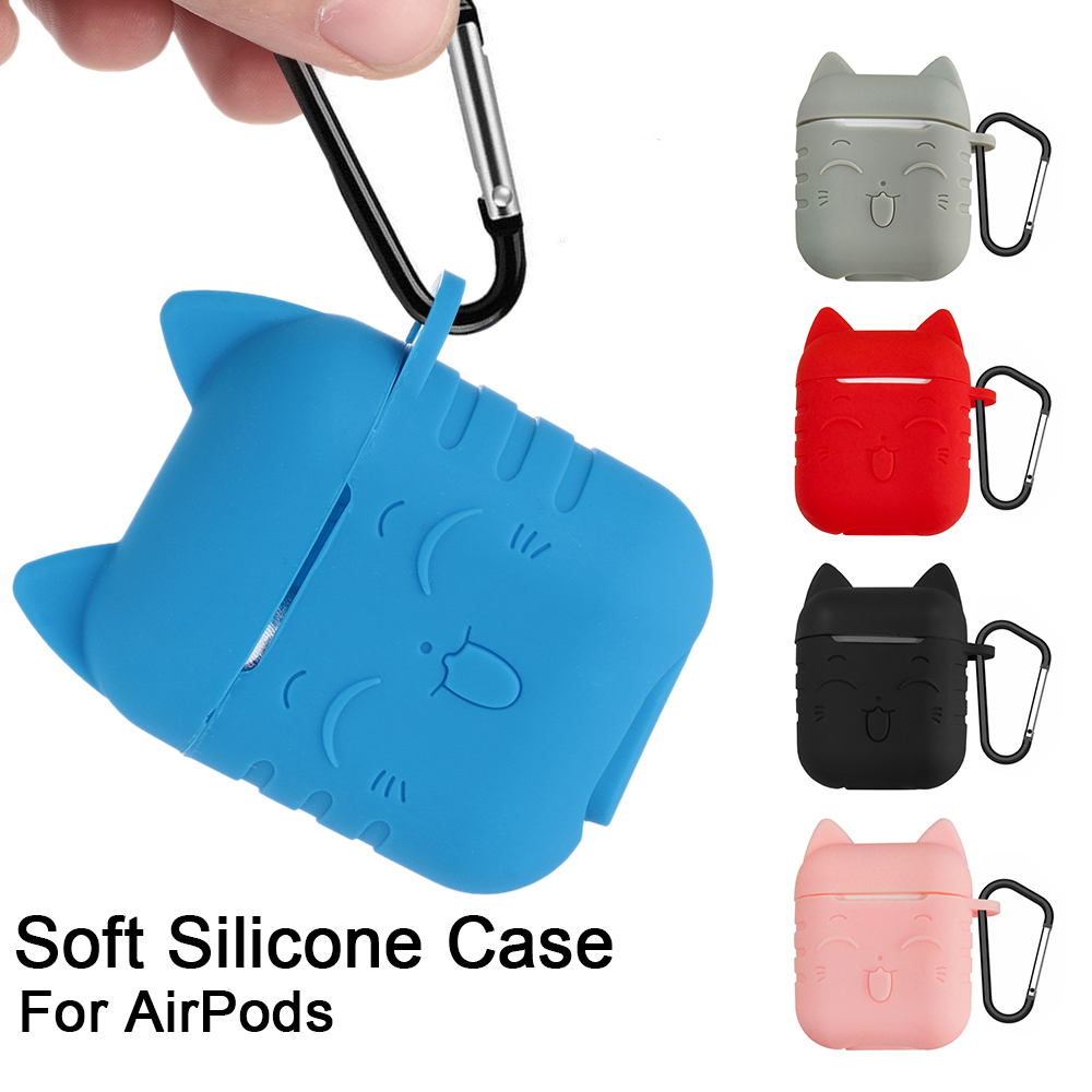 Caletop Hard Case For Apple Airpods Accessories Soft Cases i12 i10 Wireless TWS Earphone Protective Skin Cover Box Ear Pods Bag tws i12 matte black