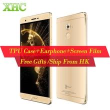 KEN XIN DA R7s 16GB Smartphone 4G FDD LTE 5.5 inch FHD Screen Android 6.0 MTK6753 Octa Fingerprint ID 1920X1080 13MP Cellphone