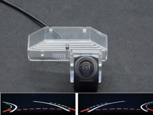 Reverse Camera 1080P Trajectory Tracks Fisheye Lens Car Rear view For Mazda RX-8 2004 - 2011 6 2009-2014