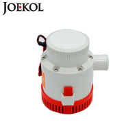 Large Flow Dc 24 Volt Submersible Boat Water Pump Bilge Pump 3000GPH Electric Water Pump For