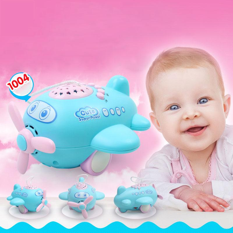 Baby-Music-Projector-Sleeping-Story-Projector-Light-Night-Lamp-Aircraft-Appease-Plane-Toy-Multifunction-Projectors-4