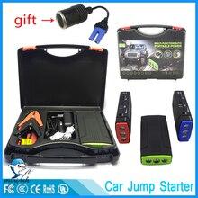 Мини Портативный 600A автомобильное зарядное устройство пусковое устройство Автомобильный прыжок стартер бустер power Bank для 12 В Авто пусковое устройство