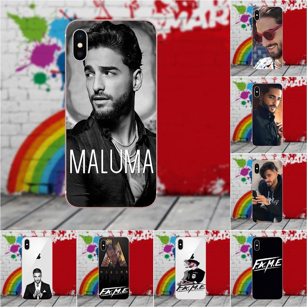 Maluma Ozuna Phone Case