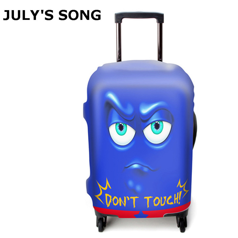 Waterproof Elastic Luggage Cover Animal Trolley Suitcase Student Kid Protect Dust Bag Case Travel Accessories Supplies недорго, оригинальная цена