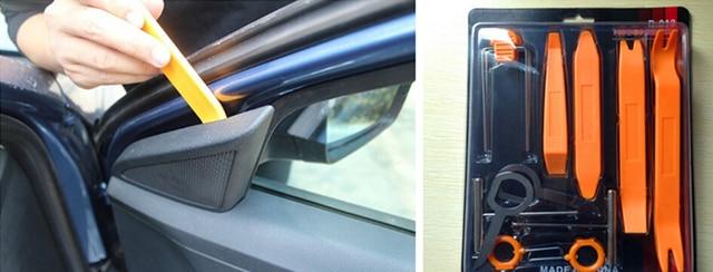 auto reparatie demontage tool interieur auto gereedschapapparatuur deurpanelen audioauto reparatie gereedschap voor