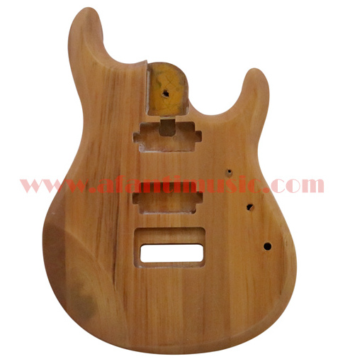 Afanti Music DIY guitar DIY Electric guitar body (ADK-022)