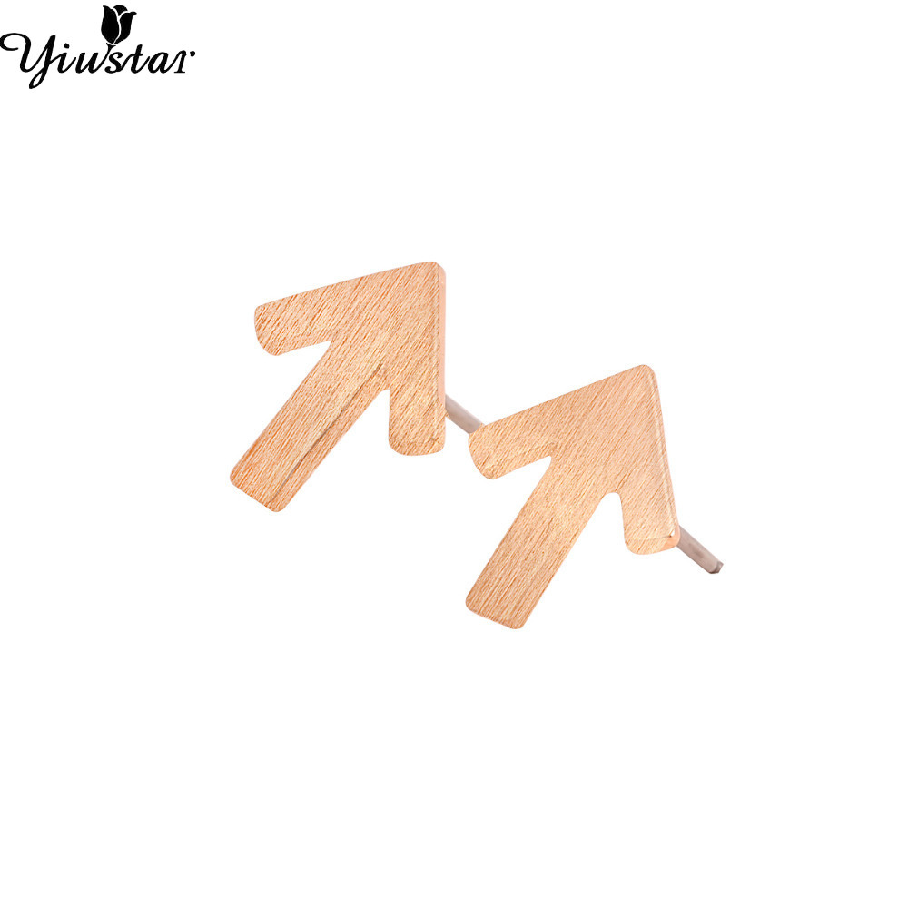 women designs fashion gold earrings rhinestone stud simple daily detail earring korean fancy cheap wear for product
