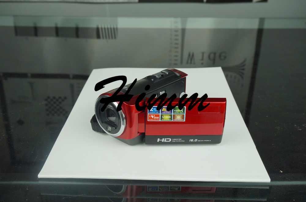 2017 nowa kamera HD RICH C6 16 milionów pikseli wejście kamery przeciwwstrząsowej łatwy w użyciu ręczny DV