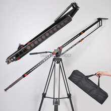Aluminum Retractable Portable Camera DV Camcorder Video Crane Jib Rock Arm Stabilizer Folded Boom