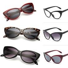 Для женщин Модный стильный с кошачьим глазом солнцезащитные очки легкий солнцезащиные очки с UV400 защиты