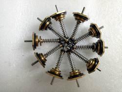 10 шт. газовый котел водяной клапан наперсток 12 мм Длина 41 мм для кипятильник lpg клапан