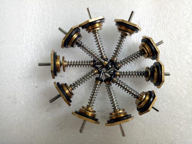 Online Shop 10 PCS Gas boiler water valve thimble 12mm Length 41mm ...
