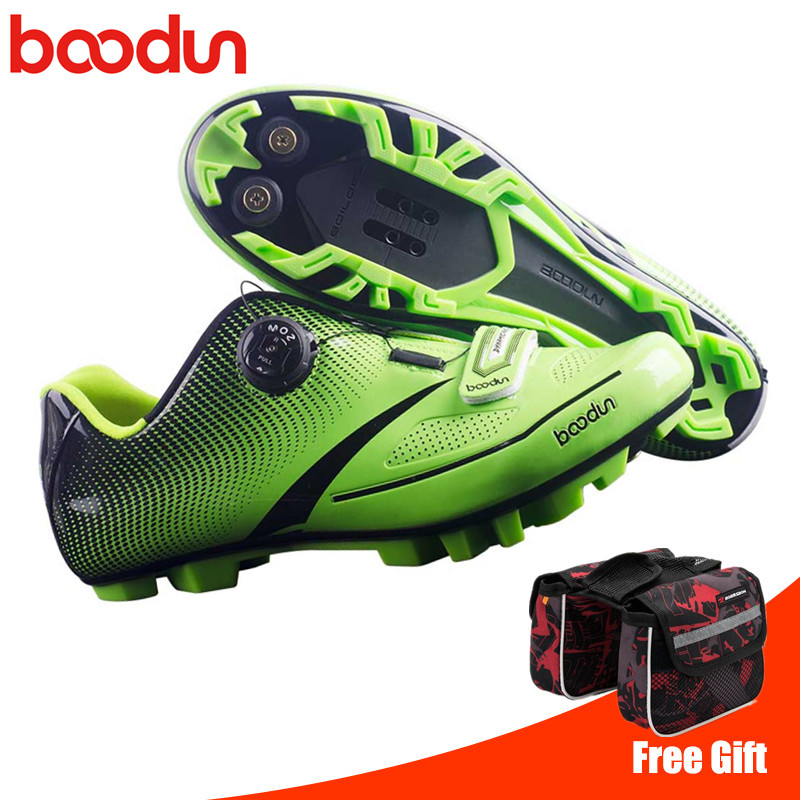 BOODUN Cycling Shoes sapatilha ciclismo mtb New Breathable Mountain Bike Shoes Men Outdoor MTB Bicycle Self-locking Sneakers BOODUN Cycling Shoes sapatilha ciclismo mtb New Breathable Mountain Bike Shoes Men Outdoor MTB Bicycle Self-locking Sneakers