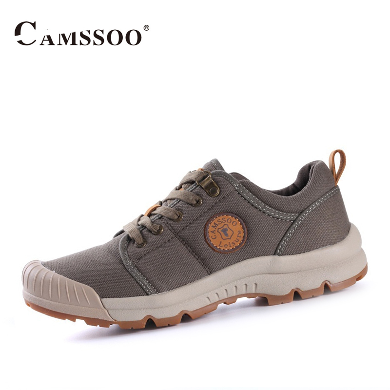 Camssoo Shoes Hiking Men Soft Footwear Classic Sneakers Platform Comfortable Outdoor Shoes AA50168 camssoo new running shoes men soft footwear classic men sneakers sports shoes size eu 39 44 aa40375