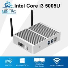 New Intel Core i3 5005u Barebone font b Mini b font font b PC b font