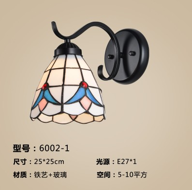 Apricot lamps wall lamp bedside lamp creative modern and simple European style living room living room bedroom LED corridor lamp walllighting creative simple european pastoral living room lamp bedroom lamp bedside wall lamp