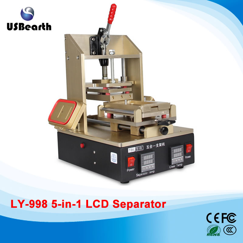 все цены на  Middle Frame Separator Machine + Vacuum LCD Separator + Glue Remover + Frame Laminator + Preheater  онлайн
