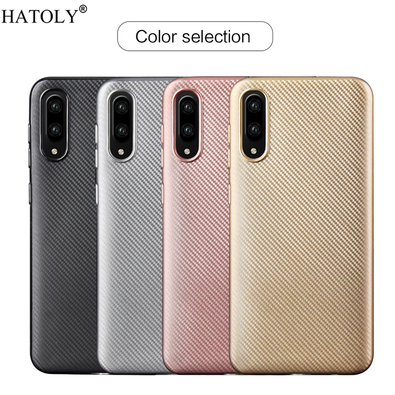 For Samsung Galaxy A50 Case Soft TPU Rubber Silicone Armor Phone Cover A505F