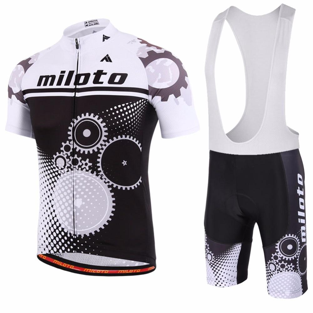 Maillot de cyclisme réfléchissant et cuissard blanc Kit Tour Holland Ropa manches courtes Ciclismo bavoir ensemble course Fit vélo vêtements costume
