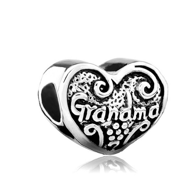 pandora charms abuela