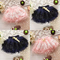 New Toddler Baby Girls Floral  Mini Skirt Kid Tutu Party Short Skirt Girls Clothes