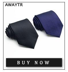 AWAYTR New Design Males Tie 8cm Striped Traditional Enterprise Neck Tie For Males Swimsuit For Wedding ceremony Occasion Necktie HTB1GlLtmvBNTKJjSszcq6zO2VXam