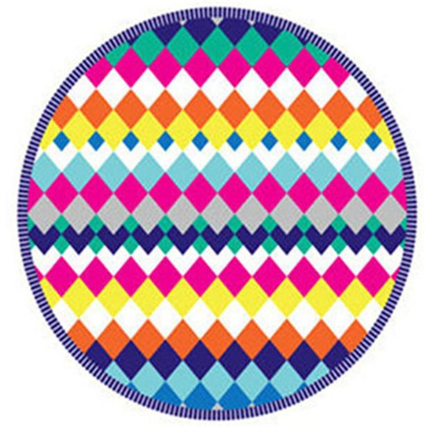 drop shipping Useful Good Quality Round Beach Pool Home Shower Towel Blanket Table Cloth Yoga Mat