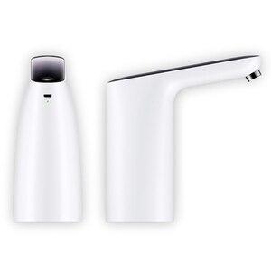 Image 1 - 3 жизни Оригинальный автоматический USB мини сенсорный выключатель водяной насос беспроводной Перезаряжаемый Электрический диспенсер с USB кабелем