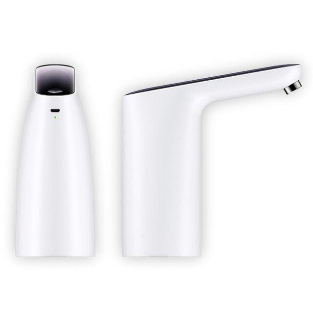 3 жизни Оригинальный автоматический USB мини сенсорный выключатель водяной насос беспроводной Перезаряжаемый Электрический диспенсер с USB кабелем