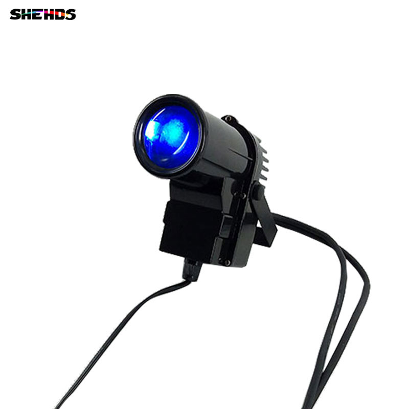 Faithful New Arrival Led Spotlight 10w Rgbw Led Small Pinspot Business Lights With Professional For Party Ktv Disco Dj Profit Small