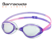 Barracuda Swimming Goggle AQUABELLA Modern Streamlined Design Anti-fog UV Protection Ultra Lightweight for Adults Women #35955