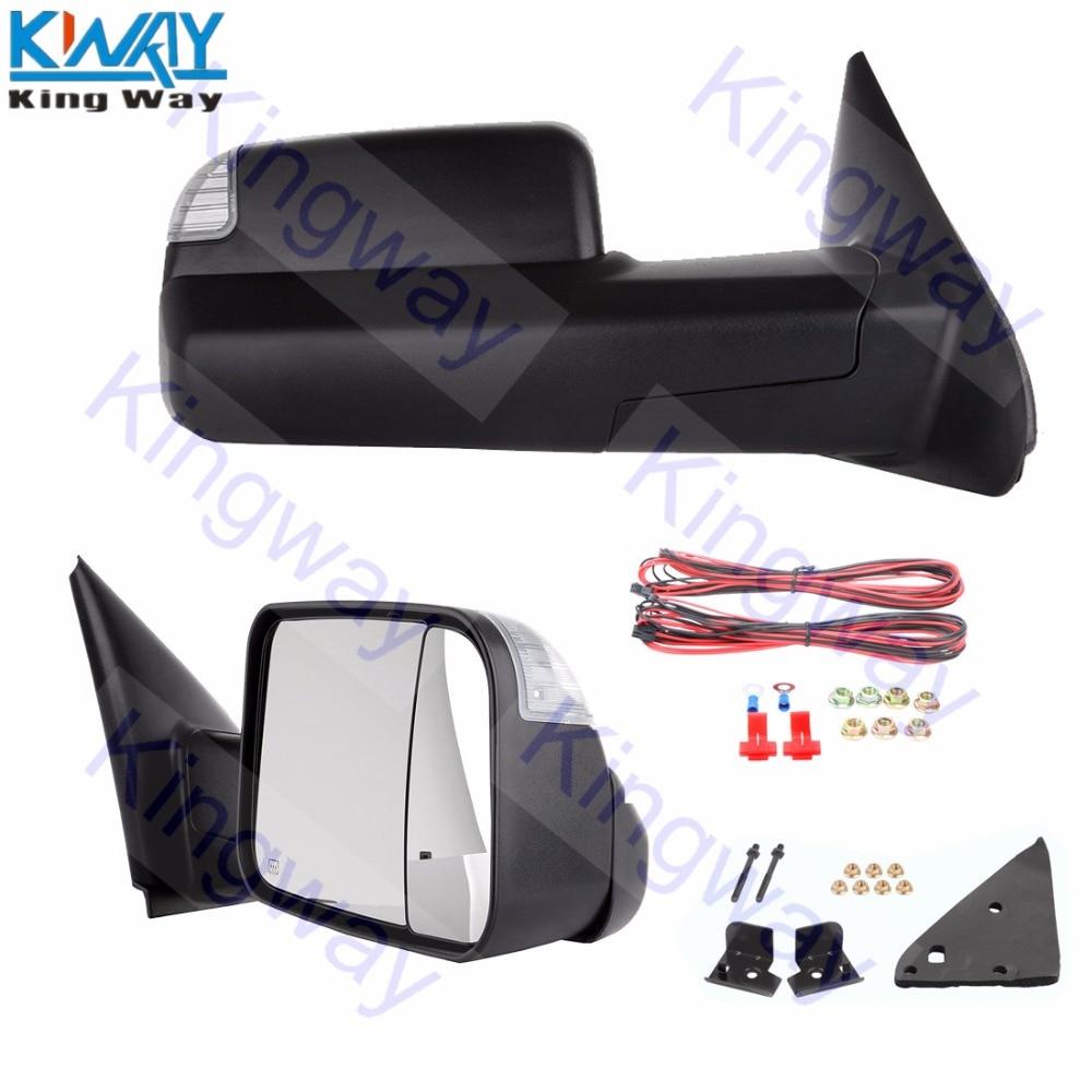 NEW Mirror Glass For 02-08 Dodge Ram 3500,3500 VAN Passenger Right Side RH