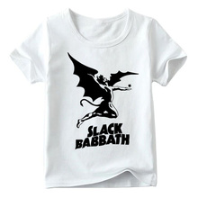 Black Sabbath Tshirt Kids Children